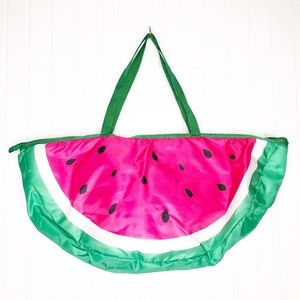 Watermelon Cooler Tote